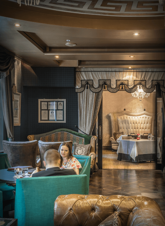 The Gatsby Restaurant - Windsor Arms Hotel