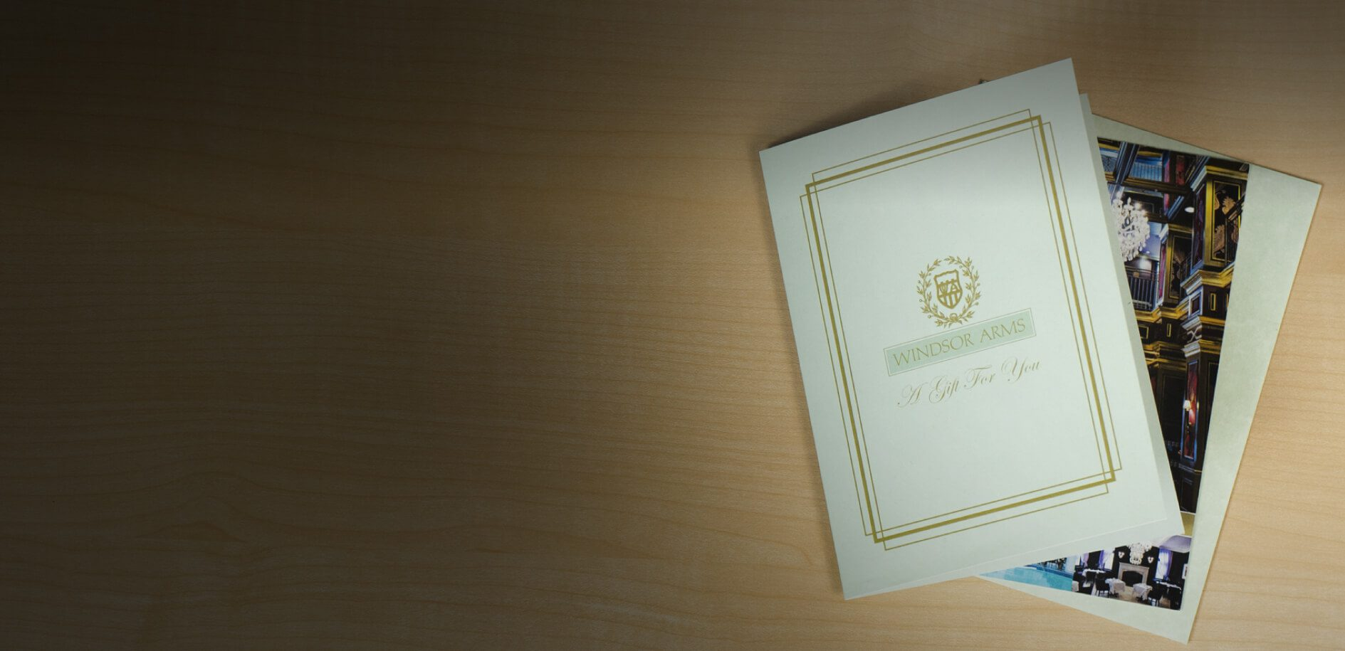 Windsor Arms Hotel giftcard