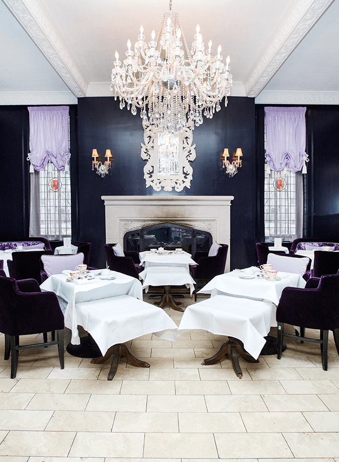 Kosher Dining - Windsor Arms Hotel