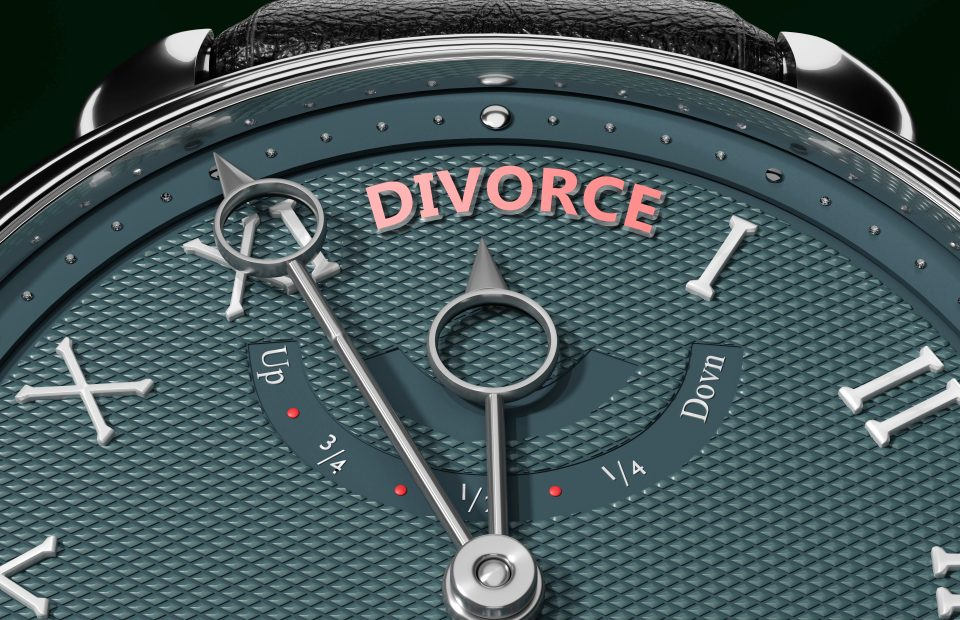 How long does it take to get a divorce?